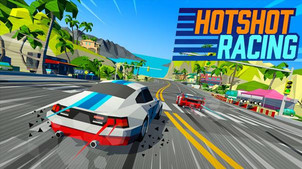 Hotshot Racing Game Profile Image