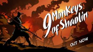 9 Monkeys of Shaolin Launch Trailer