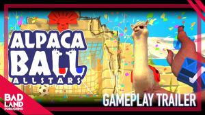 Alpaca Ball Allstars Announcement Trailer