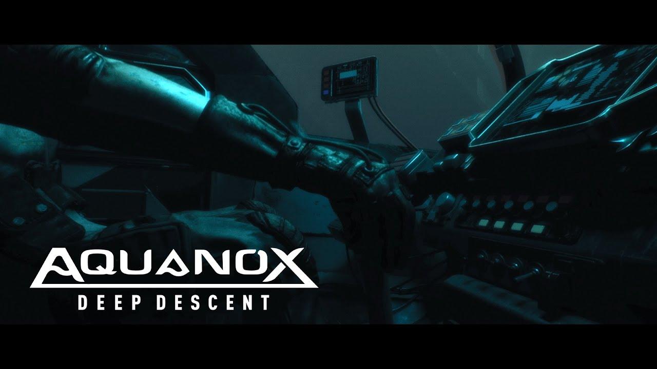 Aquanox Deep Descent Trailer