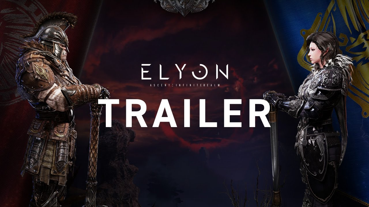 Elyon Media Showcase Trailer