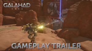 Galahad 3093 Gameplay Trailer