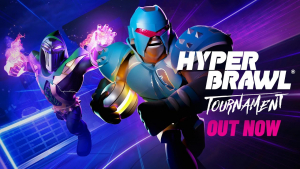 HyperBrawl Tournament Launch Trailer