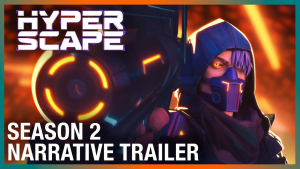 HyperScape Season 2 Cinematic Trailer