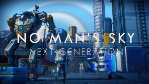 No Mans Sky next Generation Trailer