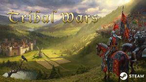 Tribal Wars Steam Launch Trailer