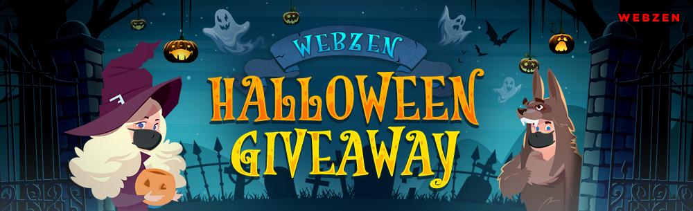 Webzen Halloween 2020