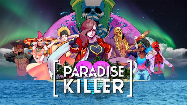 Paradise Killer Game Profile Image