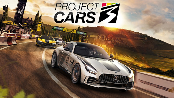 Project Cars 3 Game Profile Image