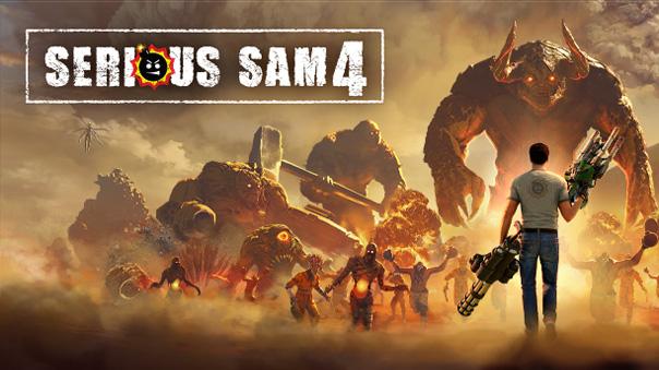 Serious Sam 4 Game Profile Image
