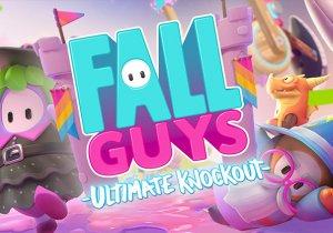 Fall Guys Game Profile Image