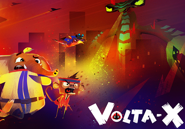 Volta-X Game Profile Image