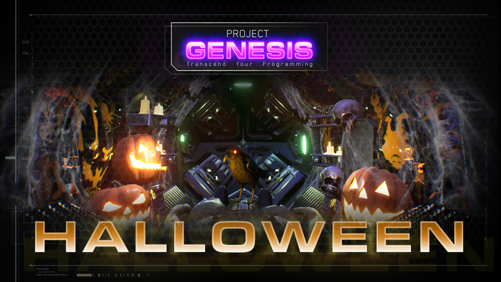 Project Genesis Halloween