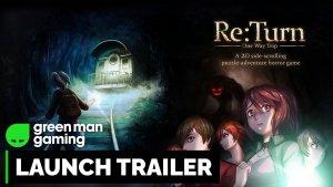 ReTurn One Way Trip Launch Trailer