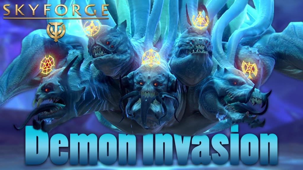 Skyforge Demon Invasion