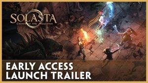 Solasta Early Access Launch Trailer