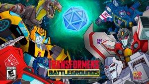 Transformers Battlegrounds Launch Trailer