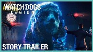 Watch Dogs Legion Story Trailer