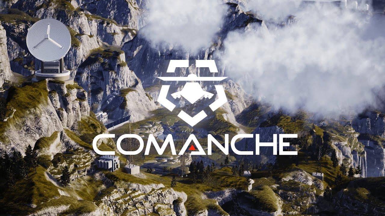 Comanche Free Multiplayer Trailer