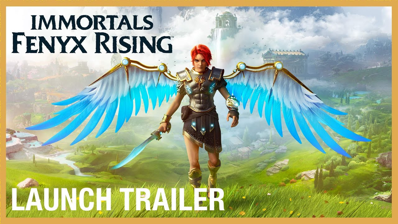 Immortals Fenyx Rising Launch Trailer