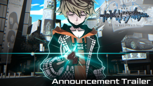 Neo World Ends With You Announcement