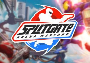 Splitgate: Arena Warfare Game Profile Image