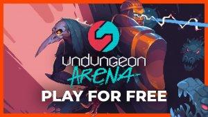 Undungeon Arena Launch Trailer