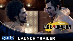 Yakuza Like A Dragon Launch Trailer