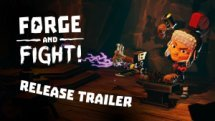 Forge and Fight Release Trailer
