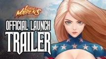 League of Maidens Release Trailer