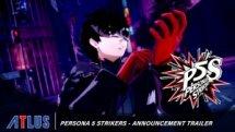 Persona 5 Strikers Announcement Trailer