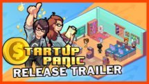 Startup Panic Release Trailer