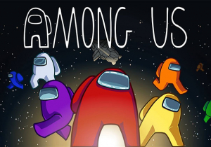 Among Us Game Profile Image
