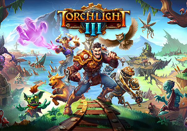 Torchlight 3 Game Profile Image