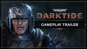 Warhammer 40000 Darktide Gameplay Trailer