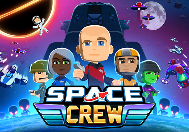 Space Crew Game Profile Image