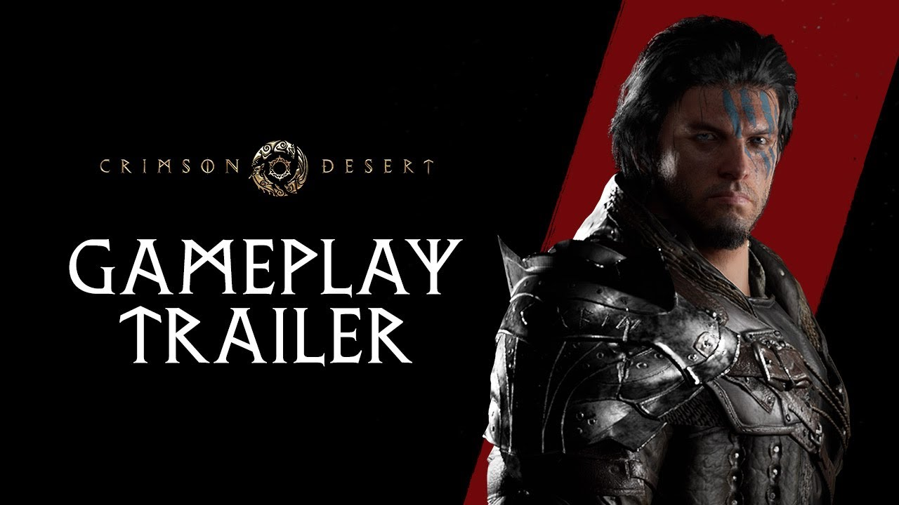 Watch the all-new official gameplay trailer for Crimson Desert which premiered at The Game Awards 2020