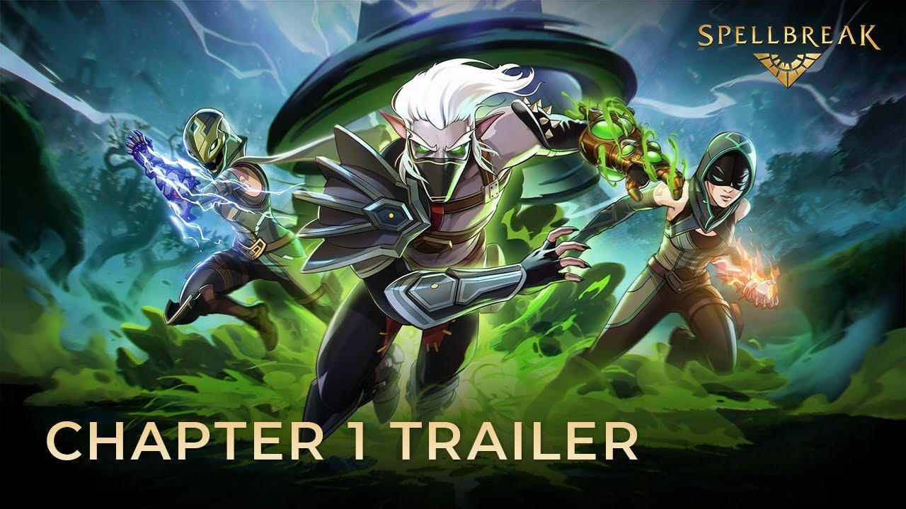 Spellbreak Chapter 1 Trailer