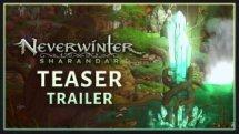 Neverwinter Sharandar Announcement Trailer