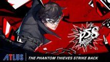 Persona 5 Strikers Phantom Thieves Strike Back