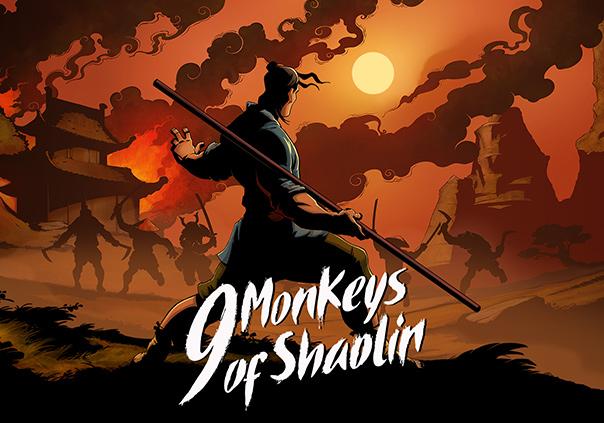9 Monkeys of Shaolin Game Profile Image