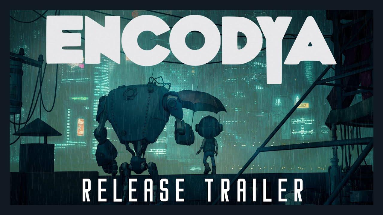 Encodya Release Trailer
