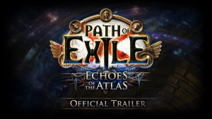 Path of Exile Echoes of the Atlas Trailer