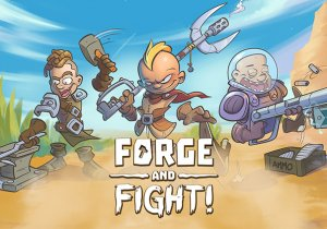 Forge and Fight! Game Profile Image