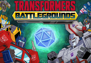 Transformers: Battlegrounds Game Profile Image