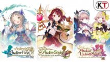 Atelier Mysterious Trilogy DX Announcement