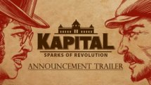 Kapital Sparks of Revolution Announcement