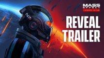 Mass Effect Legendary Edition Reveal