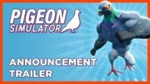 Pigeon Simulator Announcement Trailer