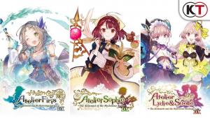 Atelier Mysterious Trilogy DX Announcement